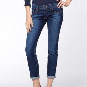 LUCKY BRAND Sienna Cigarette Straight Jeans 10/30